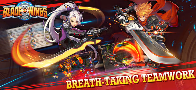 FRESH UPDATE DOWNLOADHACKEDGAMES.COM BLADE AND WINGS FANTASY 3D   Android IOS PC WEB PLAYSTATION