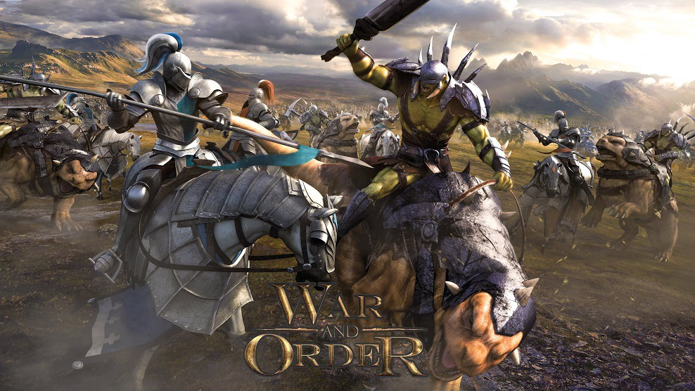 FRESH UPDATE GAMEPICK.ORG WAR AND ORDER | Android IOS PC WEB PLAYSTATION