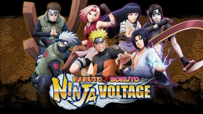 FROM APPSMOB.INFO NARUTO X BORUTO NINJA VOLTAGE | GET Shinobite and Chakra FOR UNLIMITED RESOURCES