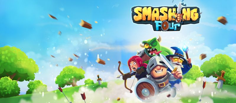 [INFO] IMBA-TOOLS.COM SMASHING FOUR | UNLIMITED Coins and Gems