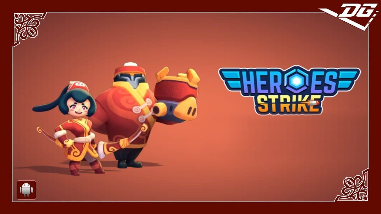 【FKFGAME.COM HEROES STRIKE】 Gems and Coins FOR ANDROID IOS PC PLAYSTATION | 100% WORKING METHOD | GET UNLIMITED RESOURCES NOW