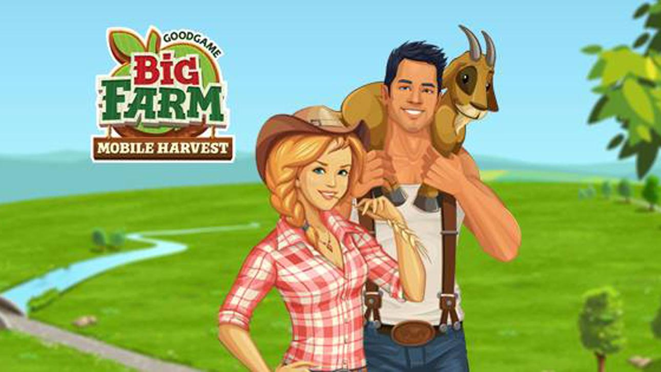 【FUNGAMEZ.PW BIG FARM MOBILE HARVEST】 Dollars and Gold FOR ANDROID IOS PC PLAYSTATION | 100% WORKING METHOD | GET UNLIMITED RESOURCES NOW