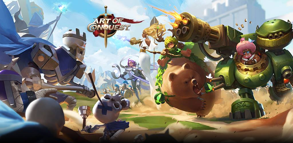 【GAMESHACKINGTOOLS.COM ART OF CONQUEST】 Gold and Linari FOR ANDROID IOS PC PLAYSTATION | 100% WORKING METHOD | GET UNLIMITED RESOURCES NOW
