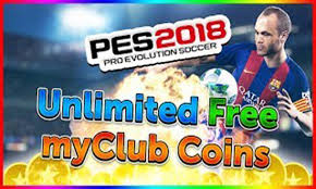 【GETCODE.PRO PES18 PES 2018 PRO EVOLUTION SOCCER】 Myclubcoin and Gp FOR ANDROID IOS PC PLAYSTATION | 100% WORKING METHOD | GET UNLIMITED RESOURCES NOW