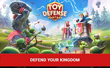 【IOSGODS.COM TOY DEFENSE FANTASY】 Coins and Crystals FOR ANDROID IOS PC PLAYSTATION | 100% WORKING METHOD | GET UNLIMITED RESOURCES NOW
