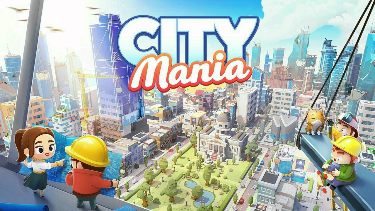 【MYTRICKZ.COM CITY MANIA】 Cash and Coins FOR ANDROID IOS PC PLAYSTATION   100% WORKING METHOD   GET UNLIMITED RESOURCES NOW
