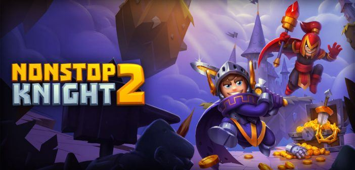 【MYTRICKZ.COM NONSTOP KNIGHT】 Gold and Gems FOR ANDROID IOS PC PLAYSTATION | 100% WORKING METHOD | GET UNLIMITED RESOURCES NOW