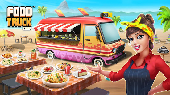 【THEBIGCHEATS.COM FOOD TRUCK CHEF】 Coins and Gems FOR ANDROID IOS PC PLAYSTATION | 100% WORKING METHOD | GET UNLIMITED RESOURCES NOW