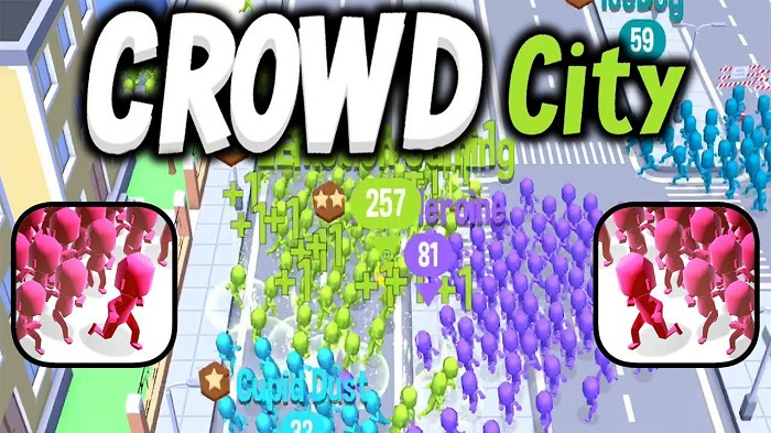 CC.LHCSOLUTION.COM CROWD CITY – GET UNLIMITED RESOURCES Coins and Extra Coins FOR ANDROID IOS PC PLAYSTATION | 100% WORKING METHOD | NO VIRUS – NO MALWARE – NO TROJAN