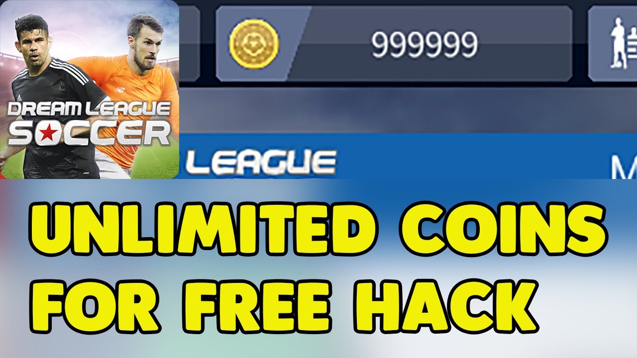 DREAMLEAGUE.OGHACKS.ORG DREAM LEAGUE SOCCER – GET UNLIMITED RESOURCES Coins and Extra Coins FOR ANDROID IOS PC PLAYSTATION | 100% WORKING METHOD | NO VIRUS – NO MALWARE – NO TROJAN