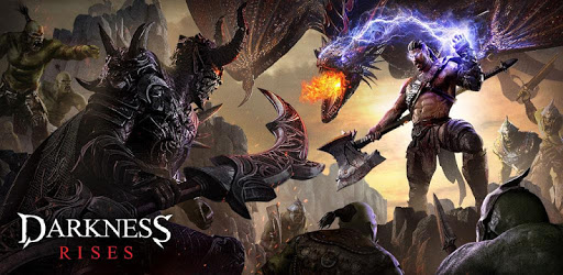 FRESH UPDATE GAMESOFFICE.NET DARKNESS RISES | Android IOS PC WEB PLAYSTATION