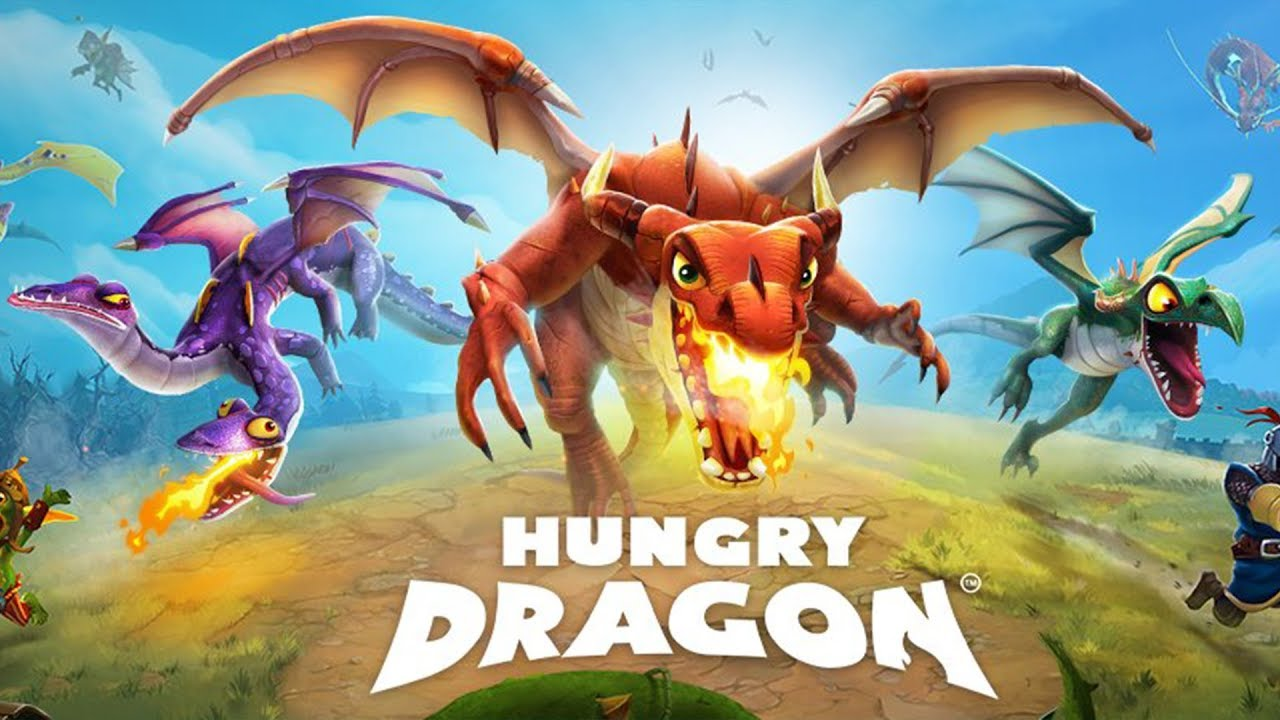 FROM 365CHEATS.COM HDRAGON 996 HUNGRY DRAGON | GET Coins and Gems FOR UNLIMITED RESOURCES