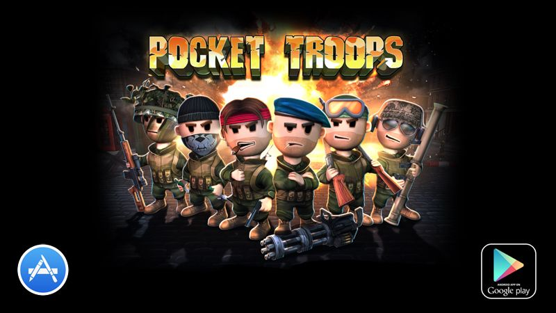 FROM 8964 GAMEPICK.XYZ POCKET TROOPS | GET Coins and Cash FOR UNLIMITED RESOURCES