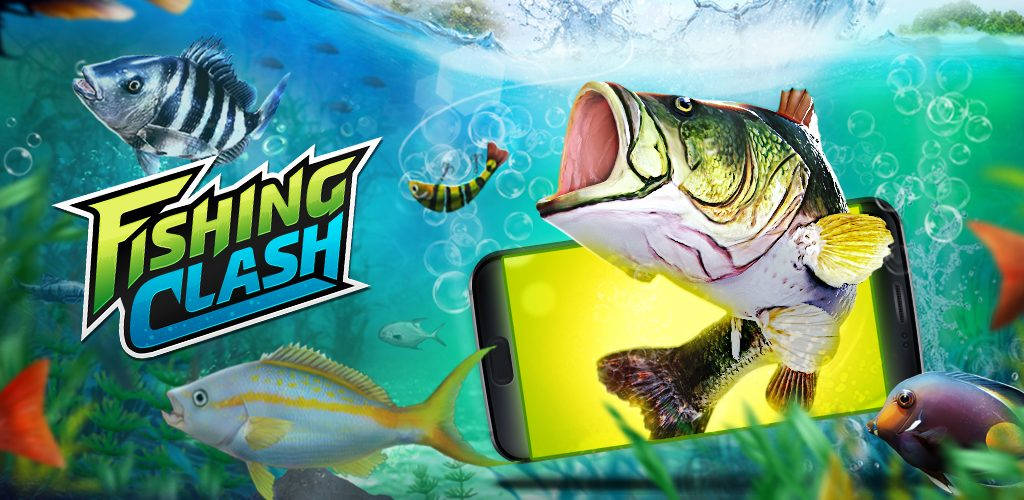 FROM HACKFORMOBILEGAMES.COM FISHING CLASH FISH GAME | GET Pearl and Coins FOR UNLIMITED RESOURCES