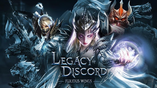 FROM WWW.MOBTIESGAME.COM LEGACY OF DISCORD | GET Coins and Diamonds FOR UNLIMITED RESOURCES