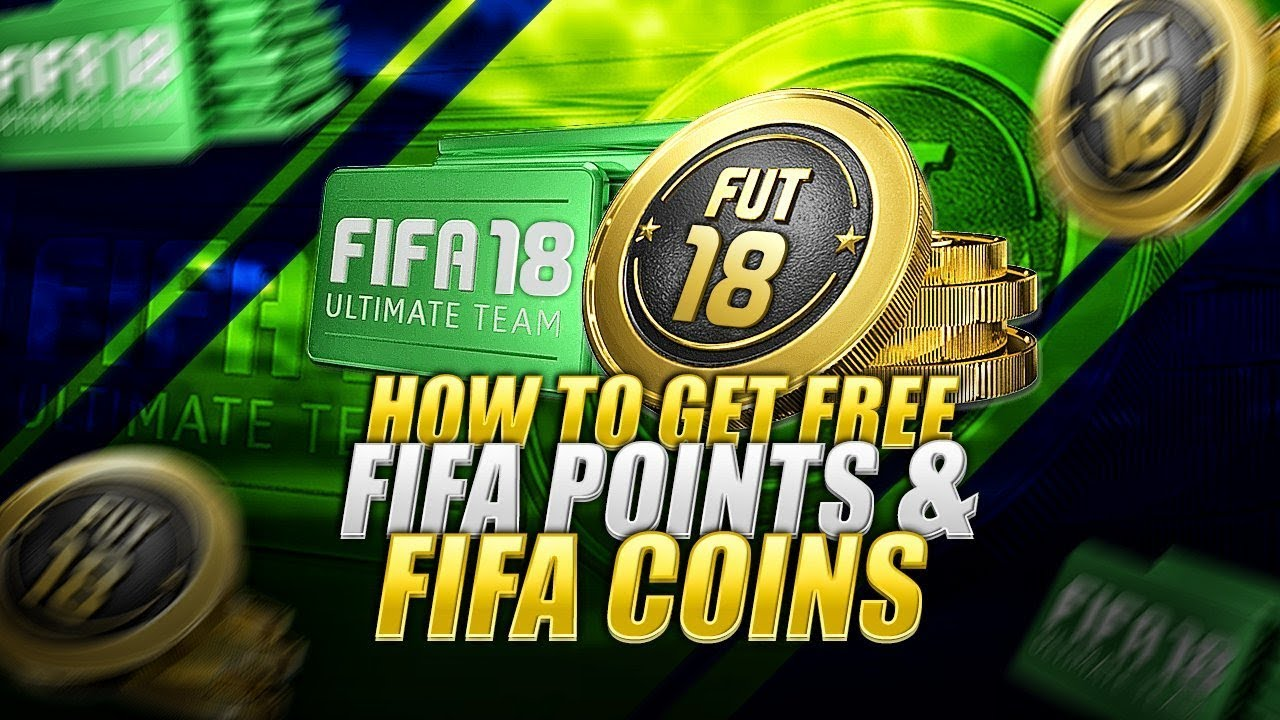 FROM GAMESHACK.WS FIFA 18 | GET Fut Coins and Fut Points FOR UNLIMITED RESOURCES