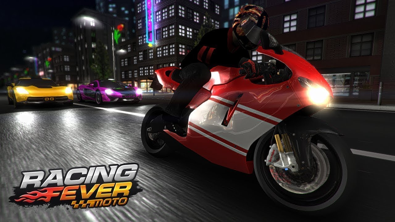 FROM APPSMOB.INFO RACING FEVER MOTO | GET Tickets and Coins FOR UNLIMITED RESOURCES