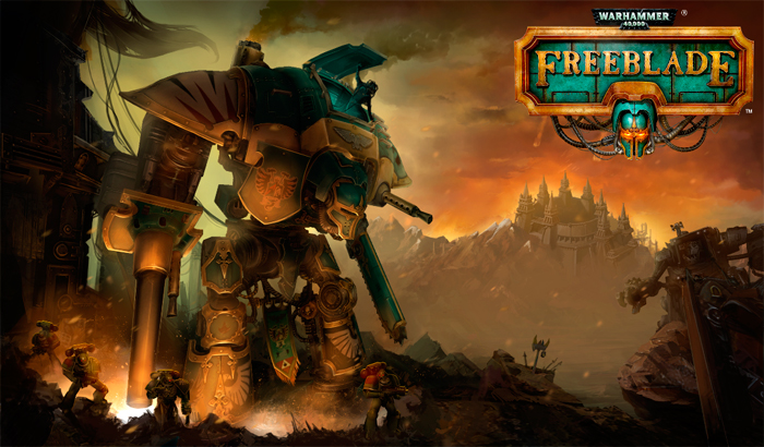 FROM SPIELEHACKEN.COM WARHAMMER 40000 FREEBLADE | GET Gold and Ore FOR UNLIMITED RESOURCES