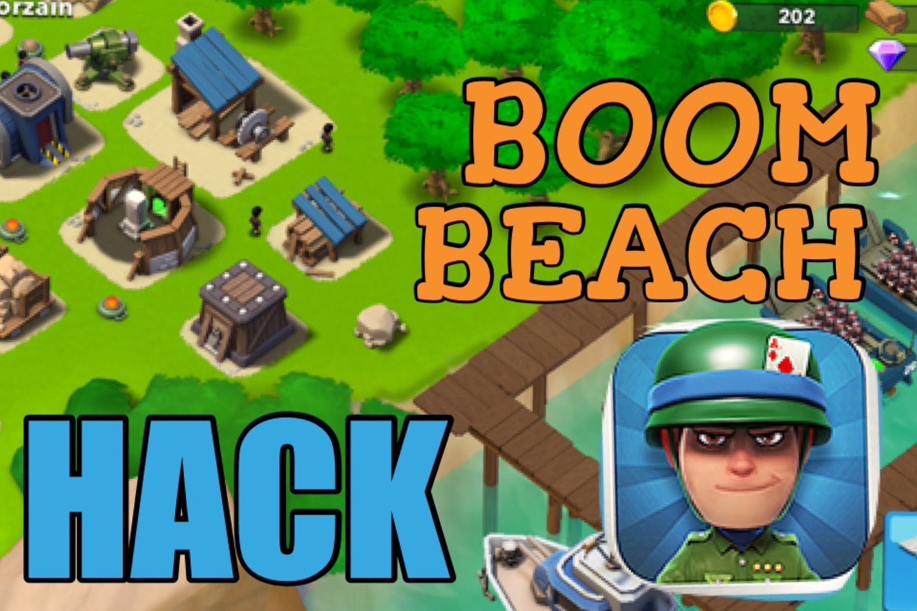 FROM RDY999.COM BOOM BEACH | GET Diamond and Gold FOR UNLIMITED RESOURCES