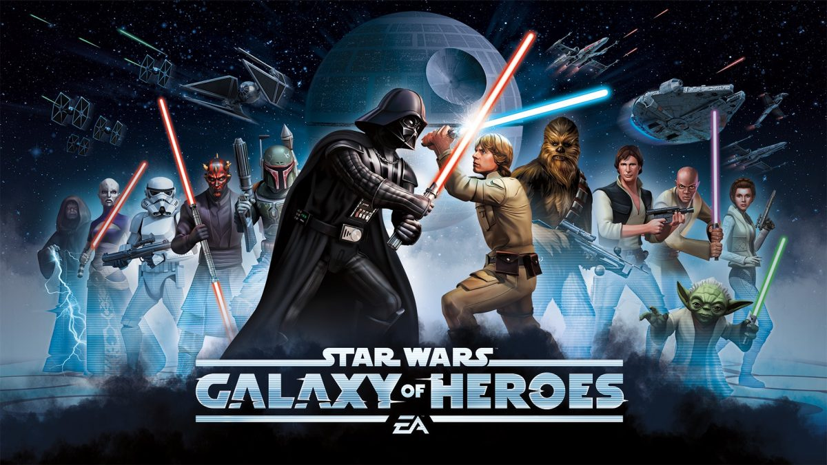 FROM HACKERBOT.NET STAR WARS GALAXY OF HEROES | GET Credits and Crystal FOR UNLIMITED RESOURCES