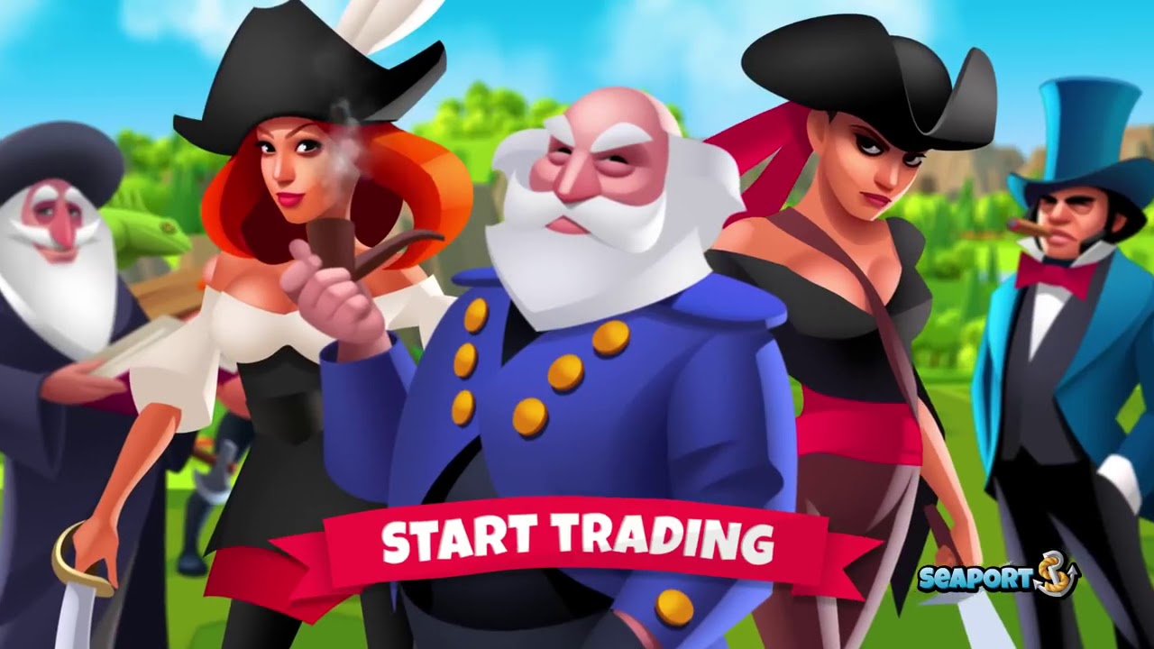 FROM SECUREDHACKS.COM SEAPORT | GET Coins and Gems FOR UNLIMITED RESOURCES