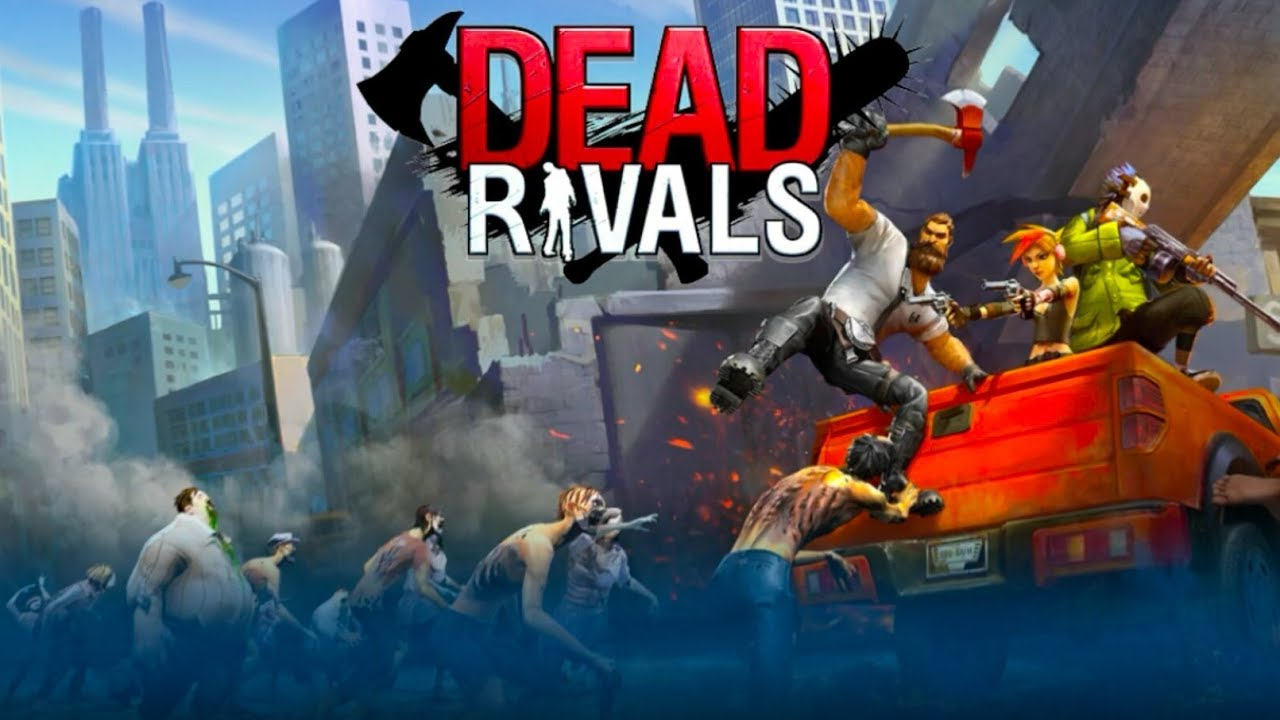 FROM HACKMOBILE.ONLINE DEAD RIVALS – ZOMBIE MMO | GET Gems and Seeds FOR UNLIMITED RESOURCES