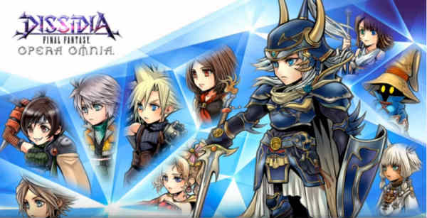 FROM WWW.MOBTIESGAME.COM DISSIDIA FINAL FANTASY OPERA OMNIA | GET Gems and Gil FOR UNLIMITED RESOURCES