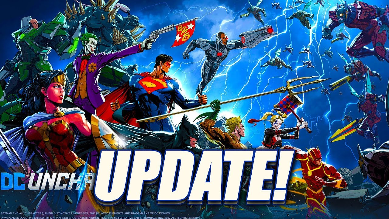 FROM NEGNIT.COM DC UNCHAINED | GET Gems and Gold FOR UNLIMITED RESOURCES