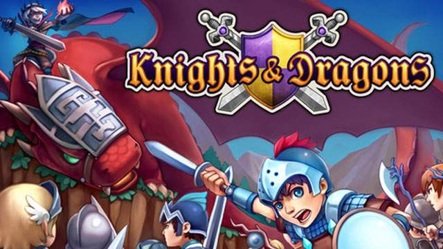 Fresh Update ANDROID-1.COM KNIGHTS AND DRAGONS