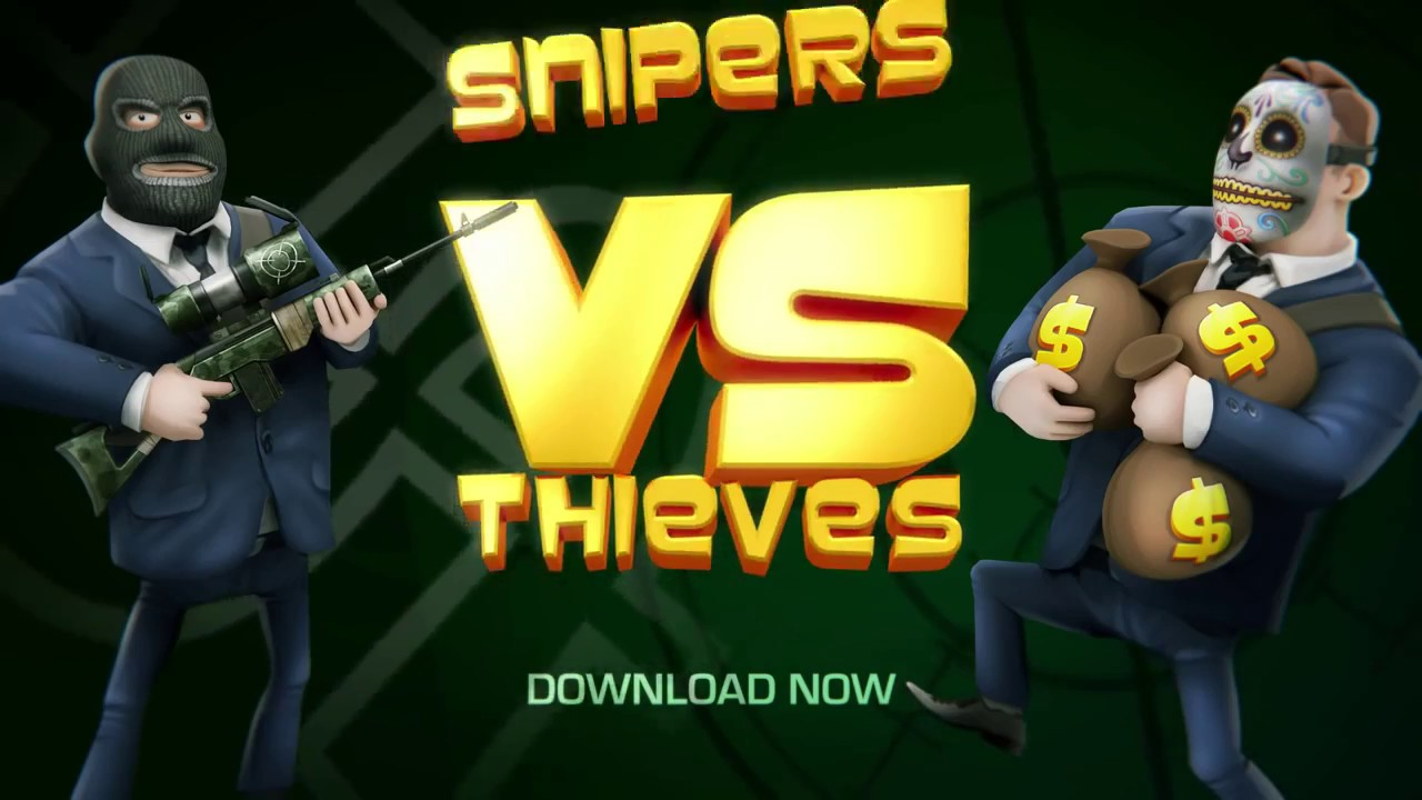 Fresh Update ANDROID-1.COM SNIPERS VS THIEVES