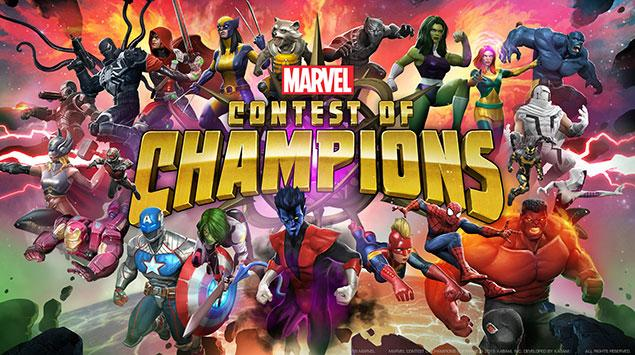 Fresh Update BOOSTGAME.ORG CHAMPION MARVEL CONTEST OF CHAMPIONS