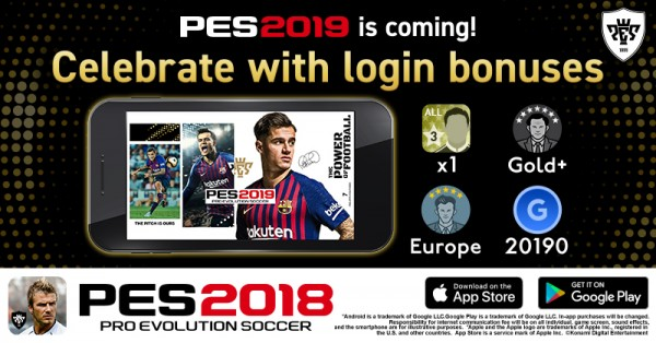 Fresh Update GAMETAT.COM PES 2019