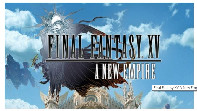 Fresh Update HACKGAMEPLUS.COM FINAL FANTASY XV NEW EMPIRE