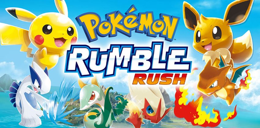 Fresh Update GAMEBAG.ORG POKEMON RUMBLE RUSH