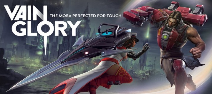Fresh Update VGLHACK.APKSPY.INFO VAINGLORY | UNLIMITED Ice and Glory