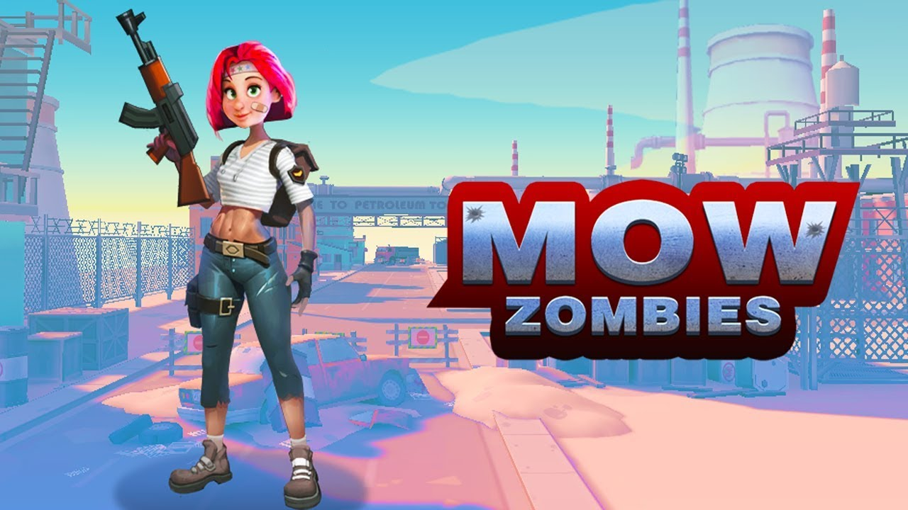 Fresh Update WWW.COINS2018.COM MOW ZOMBIES