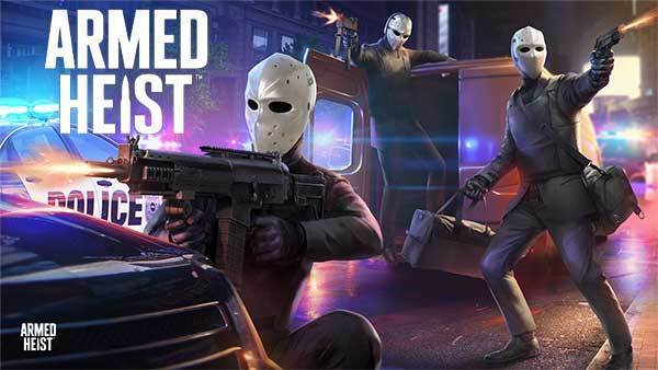 GAMINGORAMA.COM ARMED HEIST Cash and Diamonds FOR ANDROID IOS PC PLAYSTATION | 100% WORKING METHOD | GET UNLIMITED RESOURCES NOW