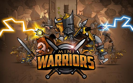 GAMINGORAMA.COM MINI WARRIORS Gold and Crystals FOR ANDROID IOS PC PLAYSTATION | 100% WORKING METHOD | GET UNLIMITED RESOURCES NOW