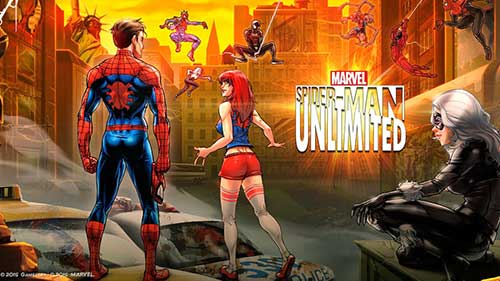 [INFO] ANDROID-1.COM MARVEL SPIDERMAN UNLIMITED | UNLIMITED Iso-8 and Vials