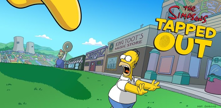 [INFO] DWNLDS.CO THE SIMPSONS TAPPED OUT | UNLIMITED Cash and Donuts