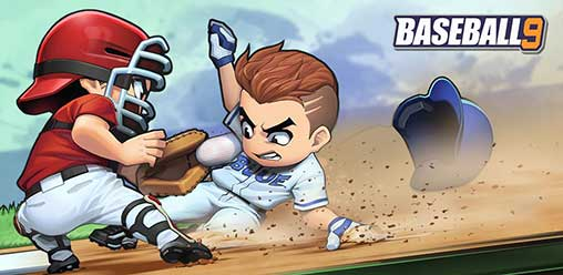 [INFO] GAMELAND.TOP BASEBALL 9 | UNLIMITED Coins and Gems