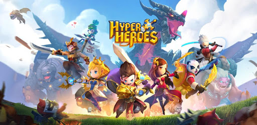 [INFO] GAMELAND.TOP HYPER HEROES | UNLIMITED Coins and Diamonds
