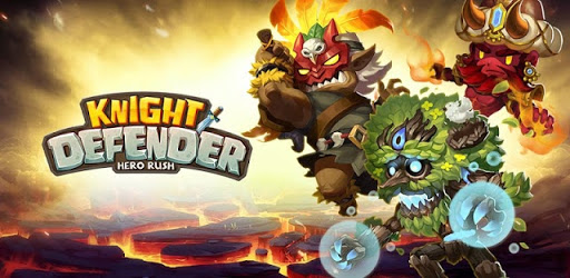 [INFO] GAMELAND.TOP KNIGHT DEFENDER   UNLIMITED Diamonds and Extra Diamonds
