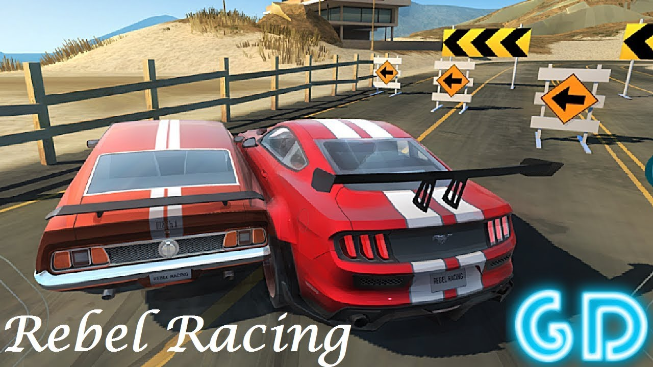 [INFO] GAMERANK.ORG REBEL RACING | UNLIMITED Gold and Money