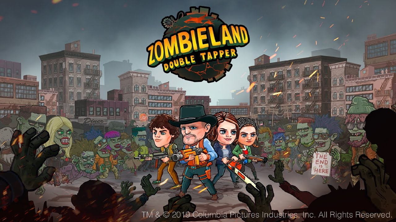 [INFO] GAMERANK.ORG ZOMBIELAND DOUBLE TAPPER   UNLIMITED Twinkies and Jetons