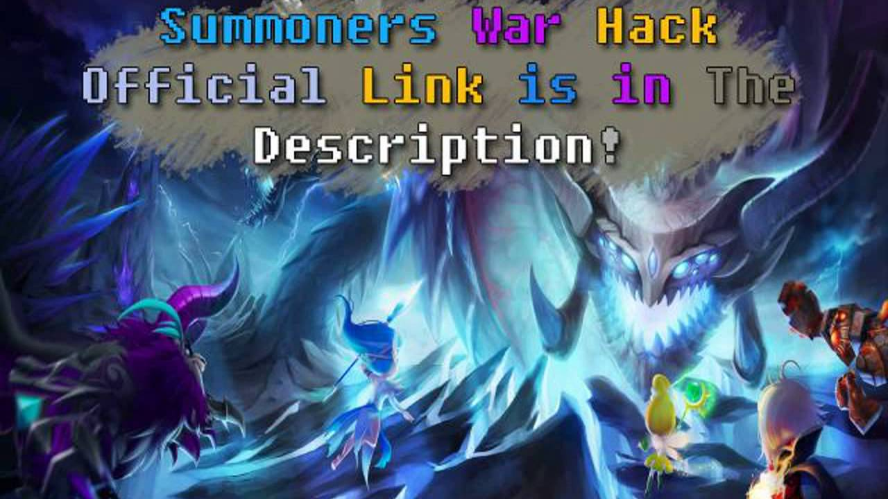 [INFO] SUMCHEATS.COM SUMMONERS WAR | UNLIMITED Crystal and Mana Stones