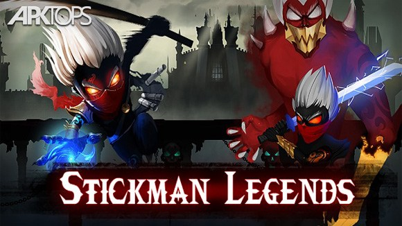 [INFO] GAMESHERO.ORG STICKMAN LEGENDS NINJA WARRIORS | UNLIMITED Gems and Extra Gems