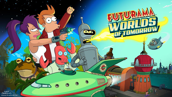 [INFO] BIT.LY FREEFWOT FUTURAMA WORLDS OF TOMORROW | UNLIMITED Pizza and Nixonbucks