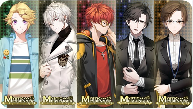 [INFO] GAMINGORAMA.COM MYSTIC MESSENGER | UNLIMITED Heart and Hourglass