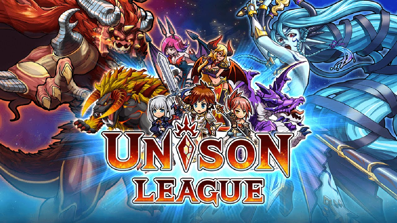 [INFO] NVDGAME.COM UNISON LEAGUE | UNLIMITED Gold and Gems